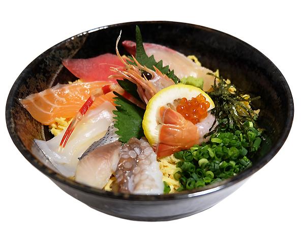 福岡市早良区 テイクアウト 海鮮丼